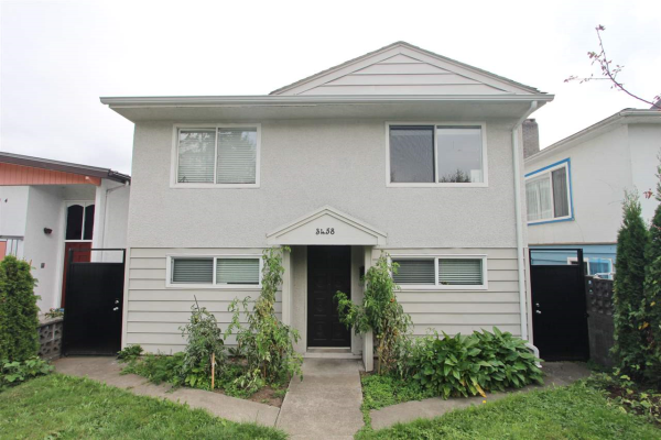 3458 KNIGHT STREET, Vancouver