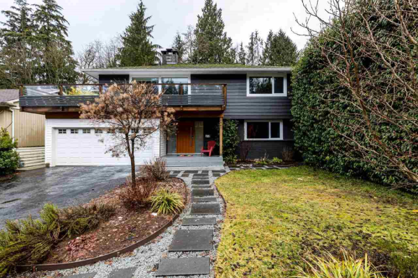 1947 GREENOCK PLACE, North Vancouver