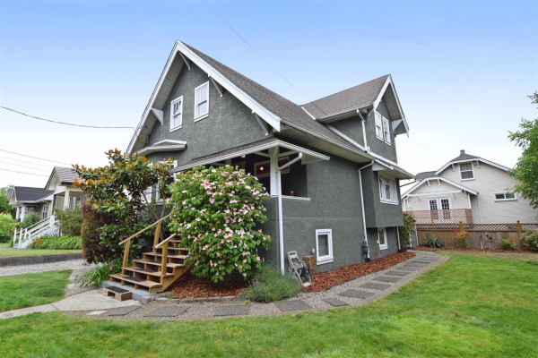 801 LONDON STREET, New Westminster