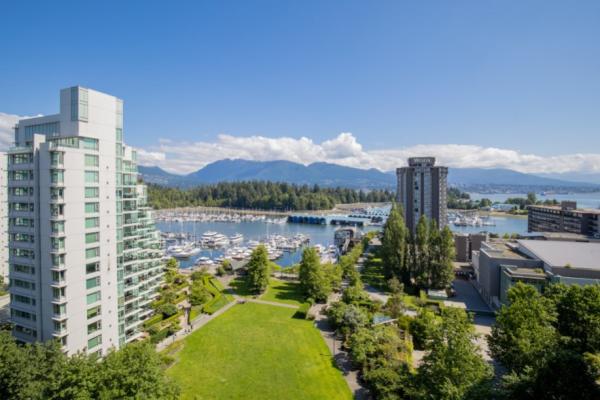 1203 1680 BAYSHORE DRIVE, Vancouver