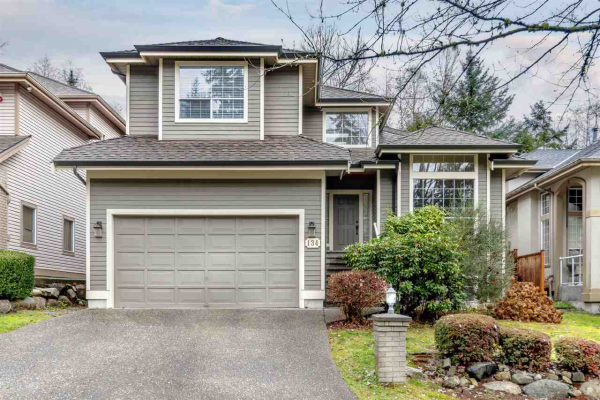 134 PARKSIDE DRIVE, Port Moody