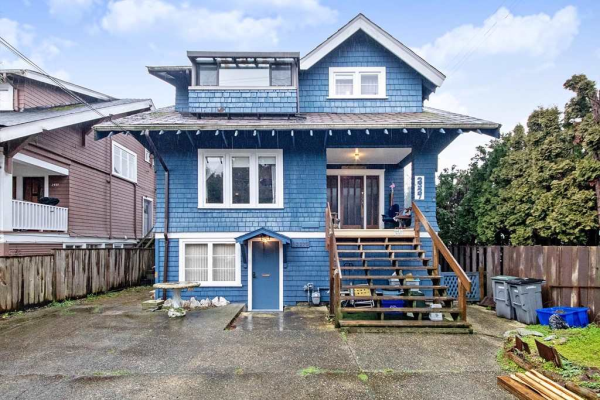 2327 COLLINGWOOD STREET, Vancouver