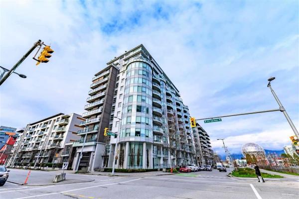 1010 1661 ONTARIO STREET, Vancouver