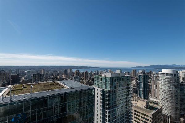 3607 1111 ALBERNI STREET, Vancouver