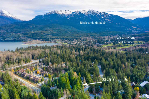 8229 VALLEY DRIVE, Whistler