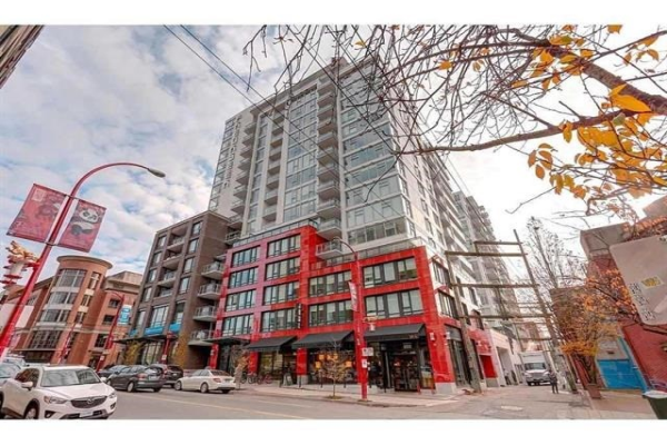 716 188 KEEFER STREET, Vancouver