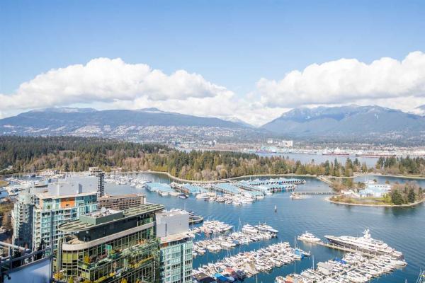 3802 1328 W PENDER STREET, Vancouver