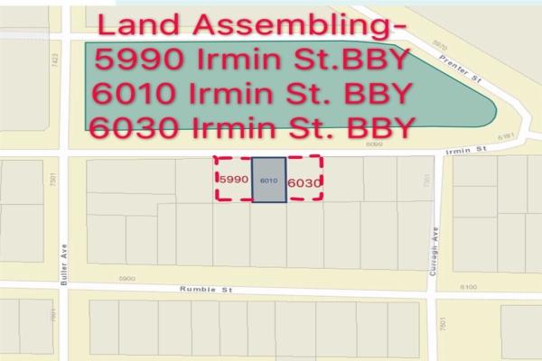 6030 IRMIN STREET, Burnaby