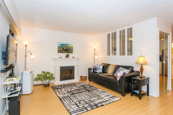307 1855 NELSON STREET, Vancouver