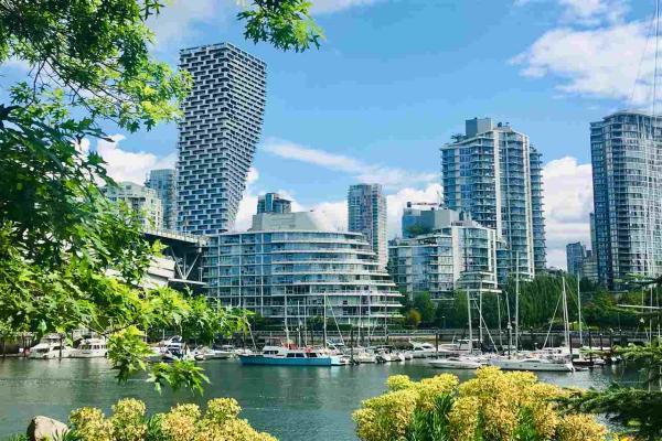 1001 628 KINGHORNE MEWS, Vancouver
