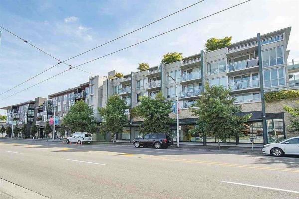 307 1680 W 4TH AVENUE, Vancouver
