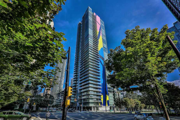 1701 499 PACIFIC STREET, Vancouver