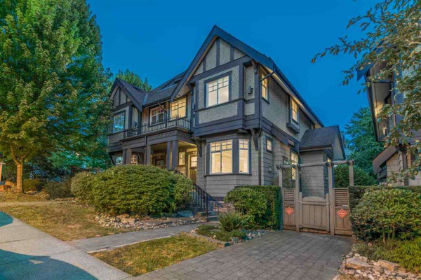 786 ST. GEORGES AVENUE, North Vancouver