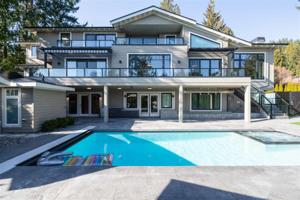 4558 WOODGREEN COURT, West Vancouver