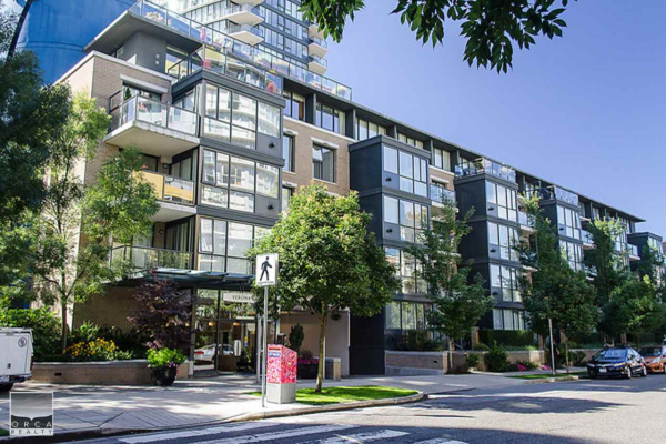 308 1450 W 6TH AVENUE, Vancouver