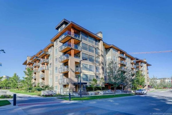 110 3462 ROSS DRIVE, Vancouver
