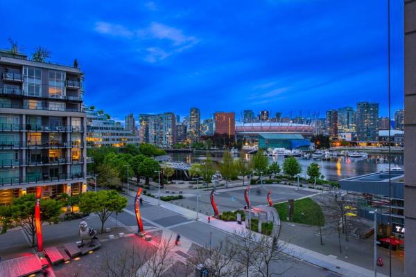 504 77 WALTER HARDWICK AVENUE, Vancouver
