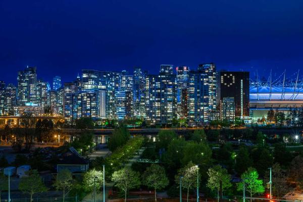 908 1788 COLUMBIA STREET, Vancouver