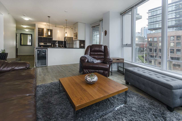 603 188 KEEFER PLACE, Vancouver