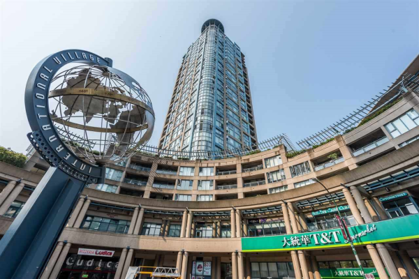 2001 183 KEEFER PLACE, Vancouver