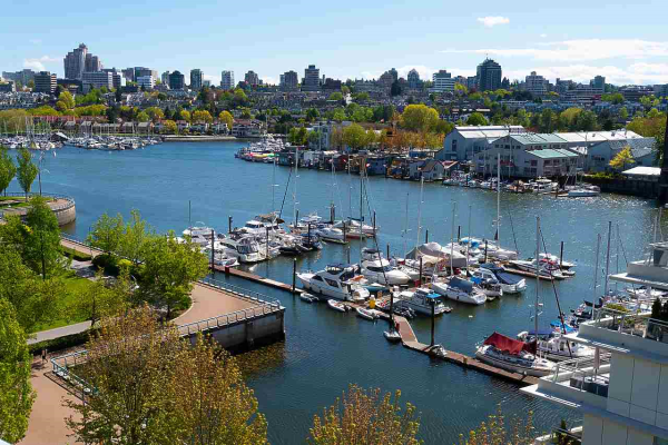 903 633 KINGHORNE MEWS, Vancouver