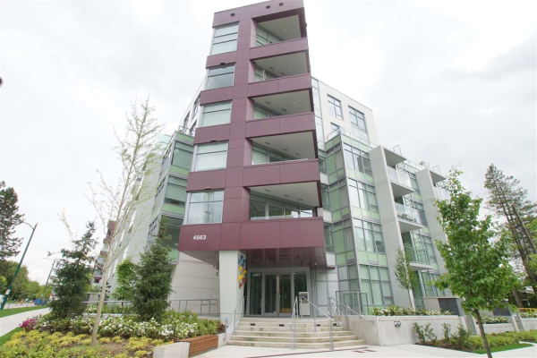 107 4963 CAMBIE STREET, Vancouver