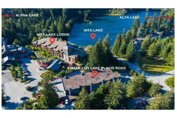 304 A/B 2129 LAKE PLACID ROAD, Whistler