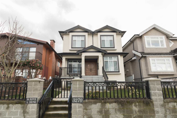 3270 GRANT STREET, Vancouver