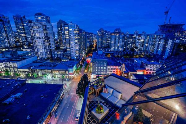 1105 1010 HOWE STREET, Vancouver