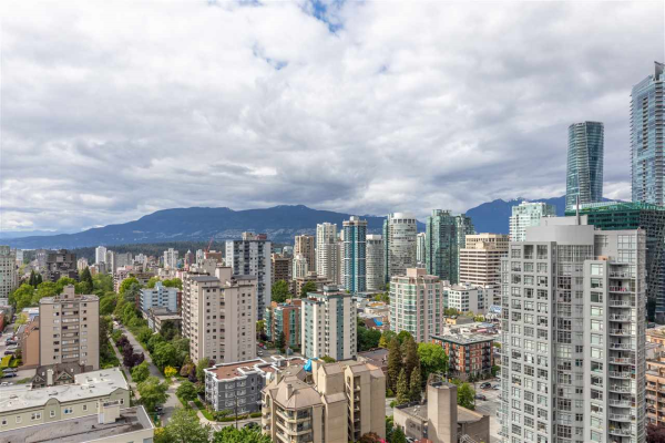 2205 1028 BARCLAY STREET, Vancouver