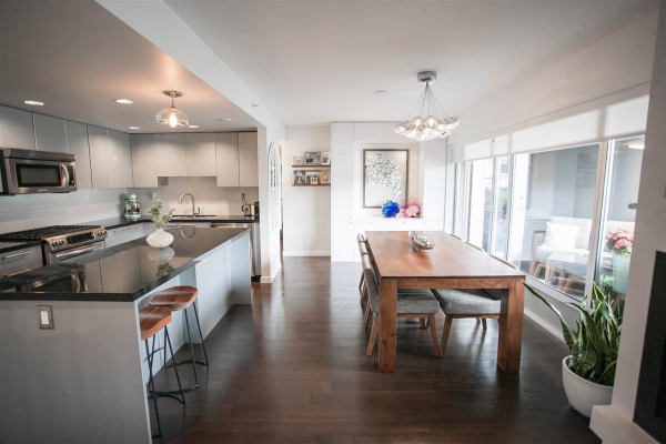 110 1288 CHESTERFIELD AVENUE, North Vancouver