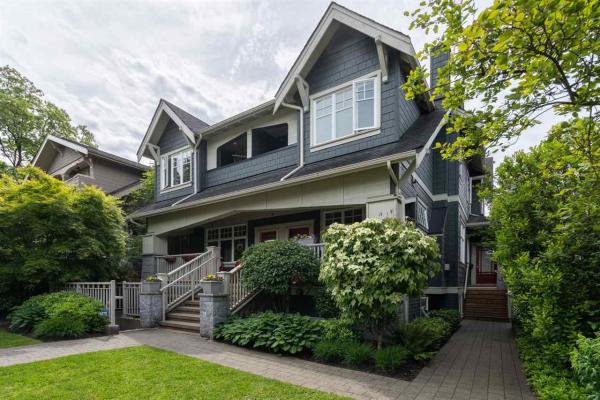 2518 W 8TH AVENUE, Vancouver