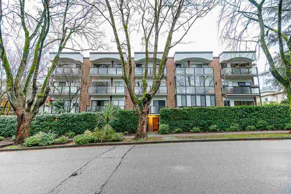 109 1535 NELSON STREET, Vancouver