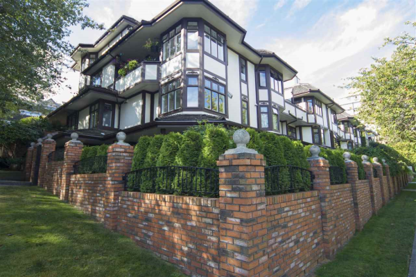 1601 BALSAM STREET, Vancouver