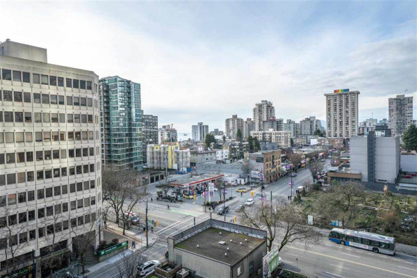 808 1177 HORNBY STREET, Vancouver
