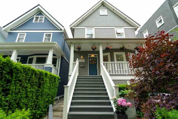 1888 W 3RD AVENUE, Vancouver
