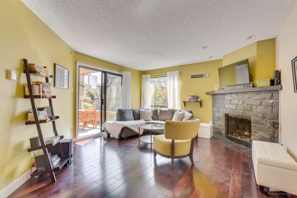 303 1500 PENDRELL STREET, Vancouver