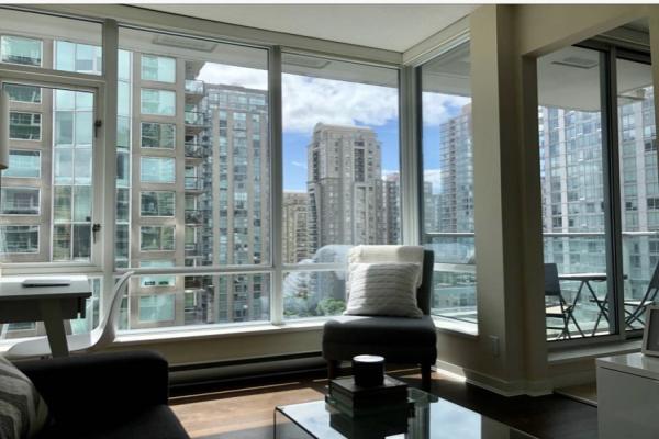 1108 833 HOMER STREET, Vancouver