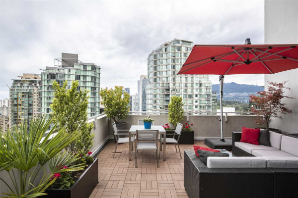 2501 1238 MELVILLE STREET, Vancouver