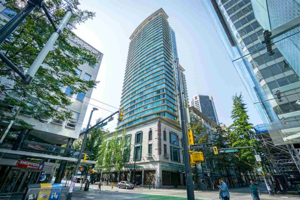1804 610 GRANVILLE STREET, Vancouver