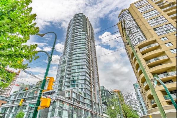 3406 1283 HOWE STREET, Vancouver