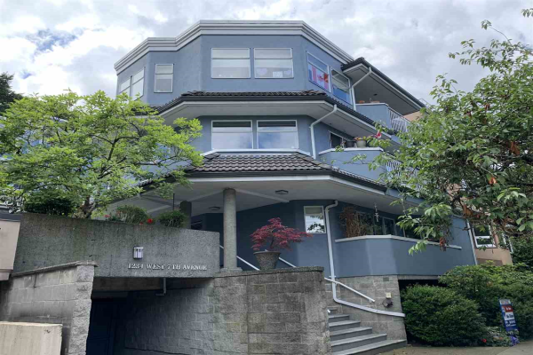 6 1234 W 7TH AVENUE, Vancouver