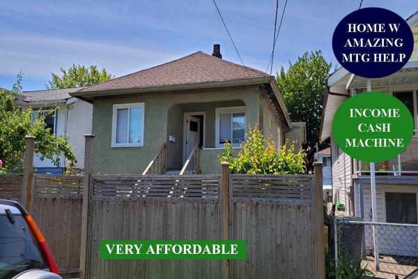 4323 MILLER STREET, Vancouver