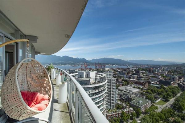 3506 688 ABBOTT STREET, Vancouver