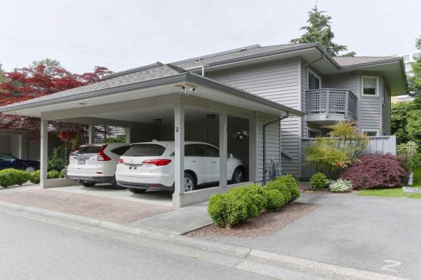 2 3634 GARIBALDI DRIVE, North Vancouver
