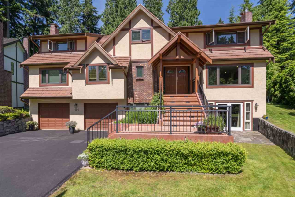 696 WELLINGTON PLACE, North Vancouver