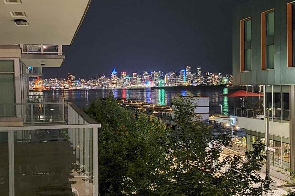 308 175 VICTORY SHIP WAY, North Vancouver