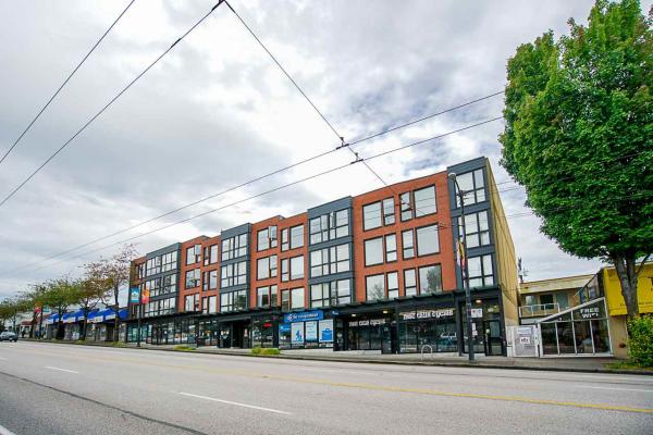 212 2636 HASTINGS STREET, Vancouver