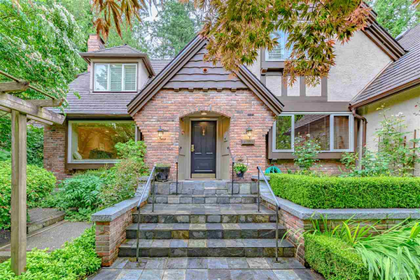 4707 MEADFEILD ROAD, West Vancouver