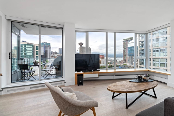 2103 188 KEEFER PLACE, Vancouver